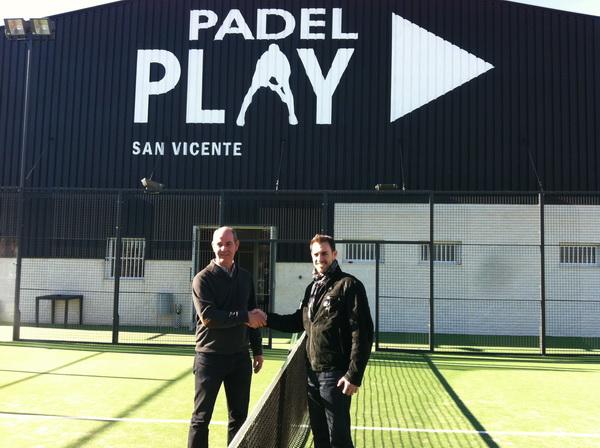 foto convenio Padel Play