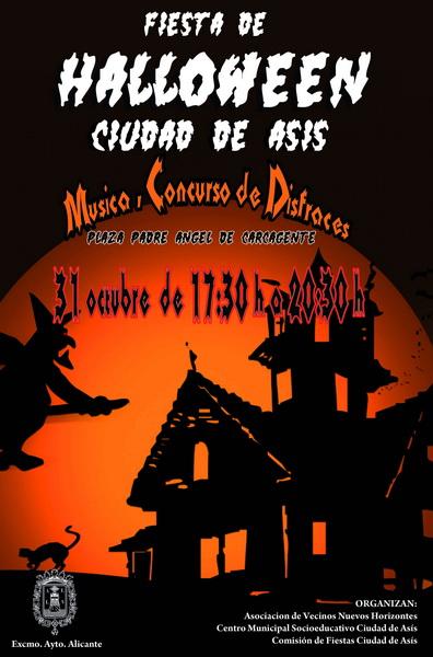 Halloween Ciudad de Asis