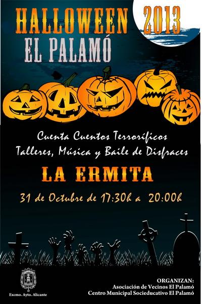 halloween 2013 el palamo