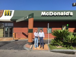 McDonlad's