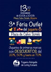 Outlet-Juguete