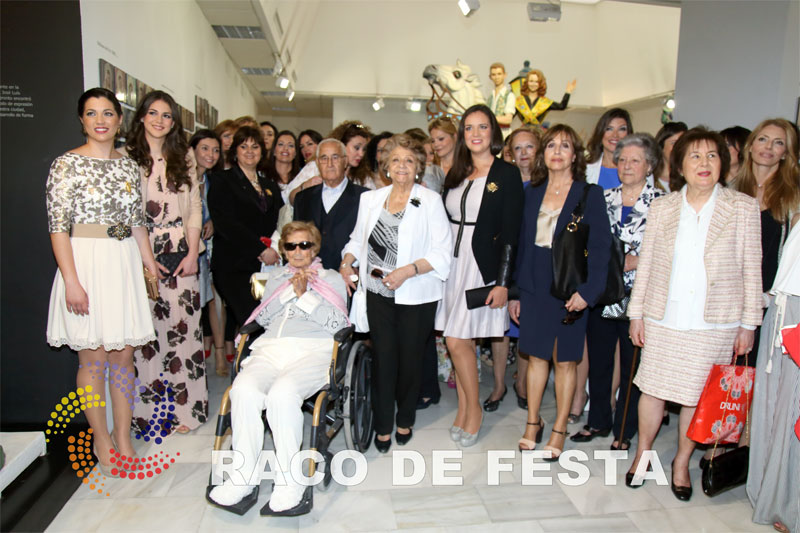 Recepción Fiestas Comunitat Valenciana