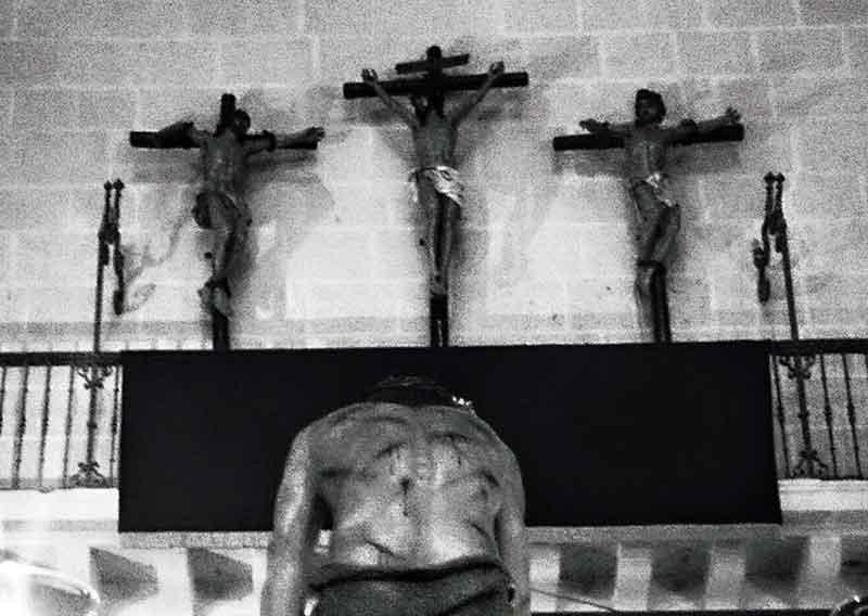 Alicante comienza la Semana Santa con la procesión de las palmas de Jesús Triunfante en el domingo de Ramos